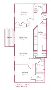 The Wimberly Floor Plan