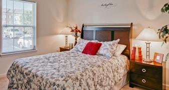 WildeRidge Apartments Unit Bedroom