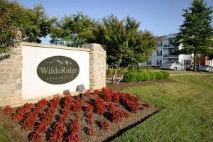 WildeRidge Apartments Sign 2