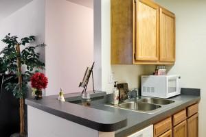 WildeRidge Apartments Unit Kitchen 2